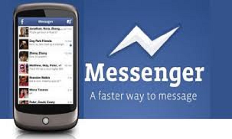 Face Book Messenger For Java
