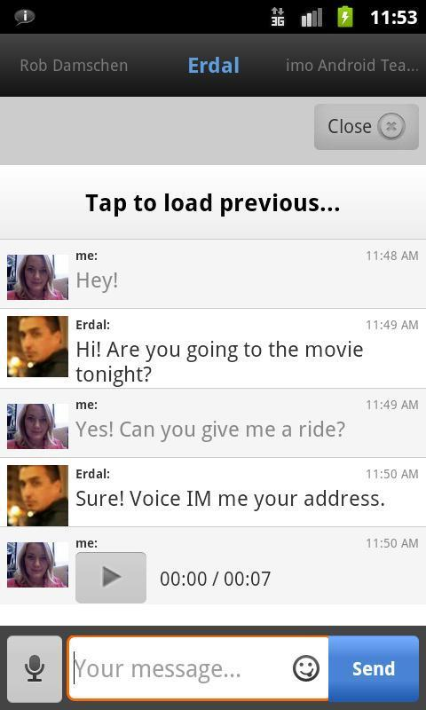 Free Download Imo messenger Beta Pro for Java - App
