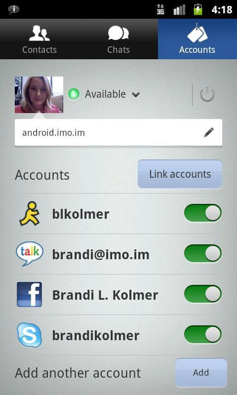 Free Download Imo messenger Beta Pro for Java - App