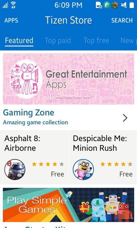 Free Download rocking ovi store for Nokia C3-00 - App