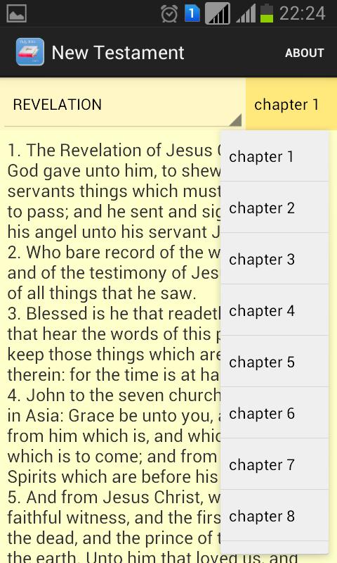 Free Download NIV Holy Bible for Java - Bible App