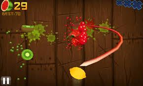 Free Download New Fruit Ninja for Nokia Asha 230 - App