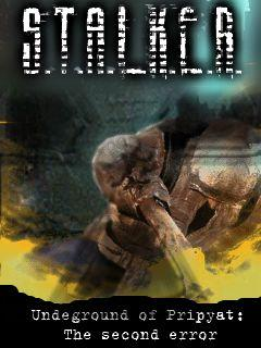 S.T.A.L.K.E.R.: Underground Of Pripyat - The Second Error