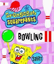 Sponge Bob Squarepants Bowling
