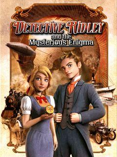 Detective Ridley and the Mysterious Enigma