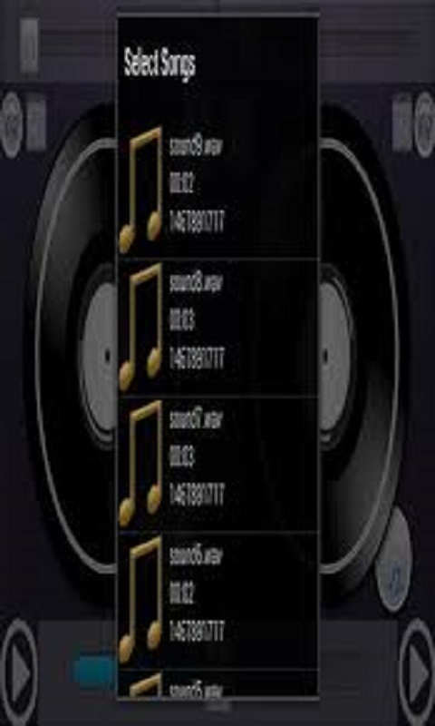 Free Download Virtual Dj Mixer 1 for Nokia X2-01 - App