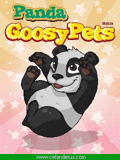 Goosy Pets: Panda