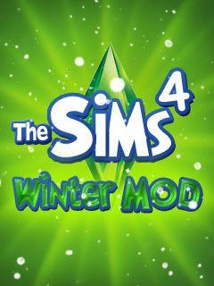 The Sims 4: Winter MOD