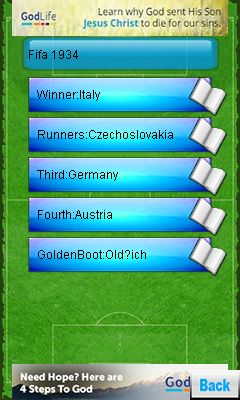 Free Download FIFA: World cup 2014 for Nokia X2-01 - App