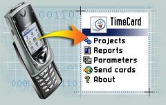 TimeCard Gold Edition
