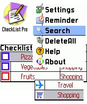 Checklist Pro for Symbian