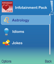 Infotainment Pack