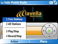 La Vella Mobile Radio (Java)