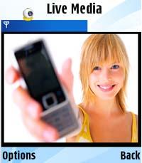 Live Media GPS (Java)