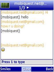 MobiQuest IM