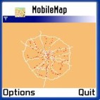 MobileMap of Moscow