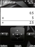 Nokia Enhanced Calculator