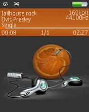 OrangeSE Skin for KD Player