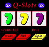 Q-SlotMachine