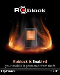 RobLock for Sony Ericsson
