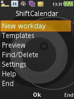 ShiftCalendar (SchichtKalender)