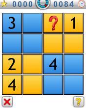 Smart4Mobile Sudoku Trainer (Sony Ericsson)