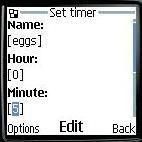Timer for Java