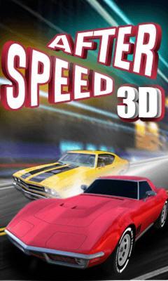 After Speed 3D - Race Begins