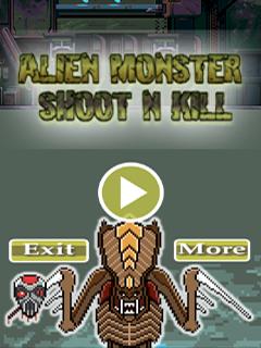 Alien Monster Shoot N Kill