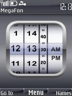 Am-pm Clock
