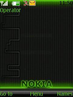 Animated Nokia Neon