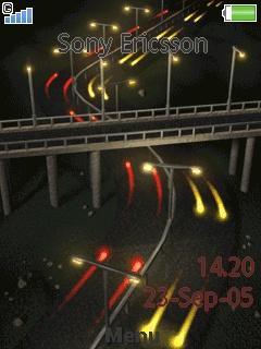 Animated Traffic