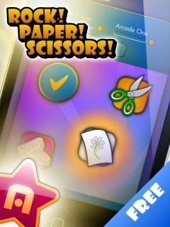Star Rock Paper Scissors FREE