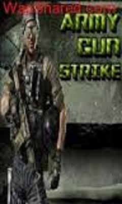 Army Gun Strike Free
