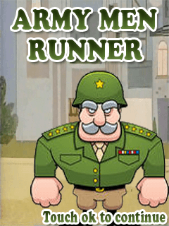 Army Men Runner
