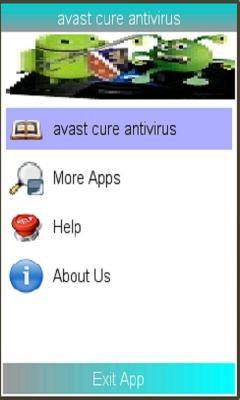 avast cure antivirus