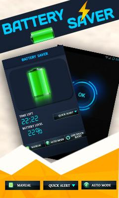 BATTERY SAVER by Solar Labs