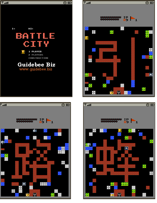 Free Download BattleCity for Nokia X2-01 - App
