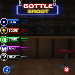 Bottle Shoot Mania