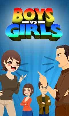 BOYS VS GIRL