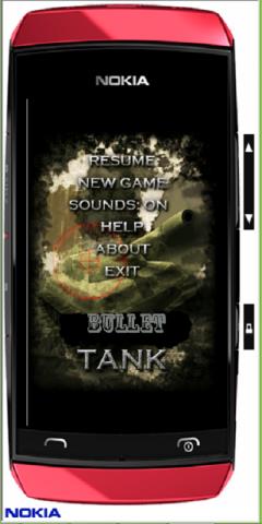 Bullet Tank