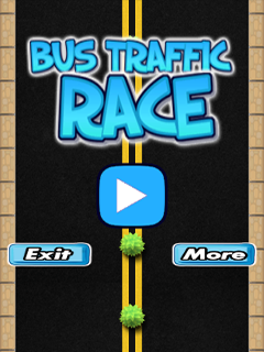Bus Traffic Race- 2 Lanes