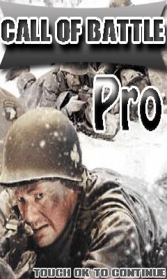 Call Of Battle Pro_