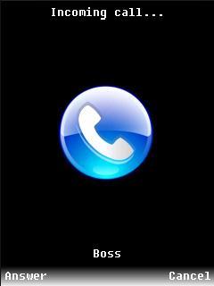 Fake Call VVS S60