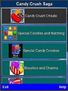 Candy Crush Cheat
