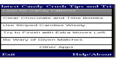 CANDY CRUSH  EXPERT