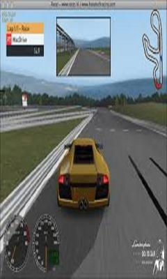 Car racer 3 game