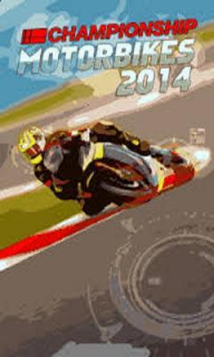 Championship motorbike 2014