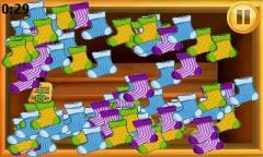 Chaos of Socks vs TV Remote