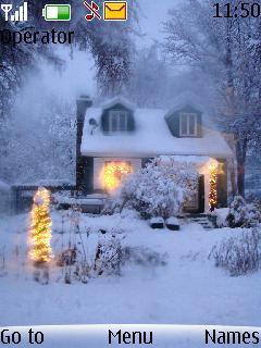 Christmas Snows